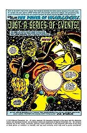 Warlock (1972-1976) #15