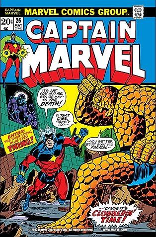 Captain Marvel (1968-1979) #26