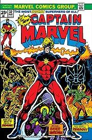 Captain Marvel (1968-1979) #32