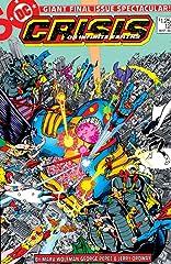 Crisis on Infinite Earths #12