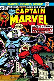 Captain Marvel (1968-1979) #33