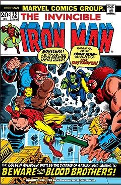 Iron Man (1968-1996) #55