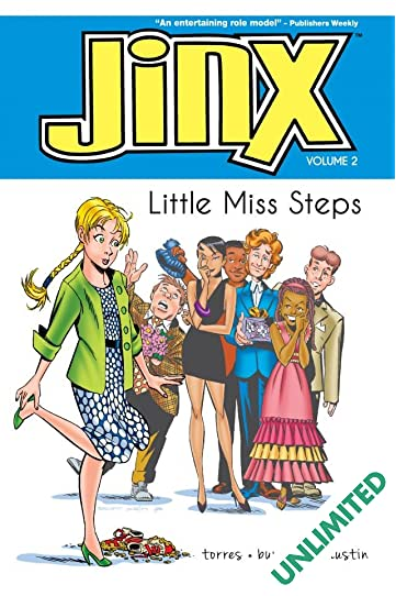 Jinx Vol. 2: Little Miss Steps