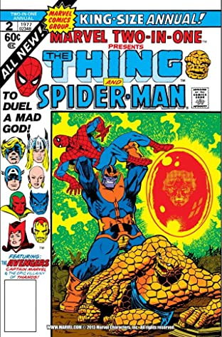 Marvel Two-In-One (1974-1983) Annual No.2