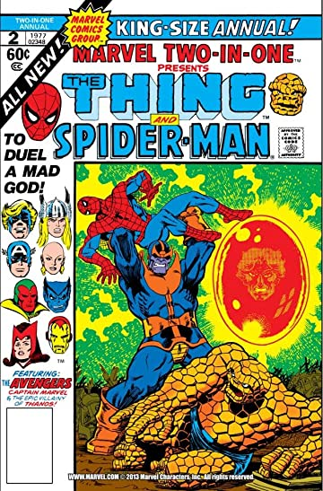 Marvel Two-In-One (1974-1983) Annual #2