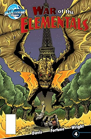 War of the Elementals #4