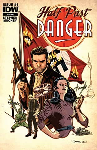 Half Past Danger #1 (of 6)