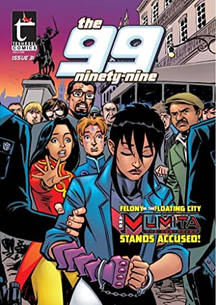 THE 99 #31