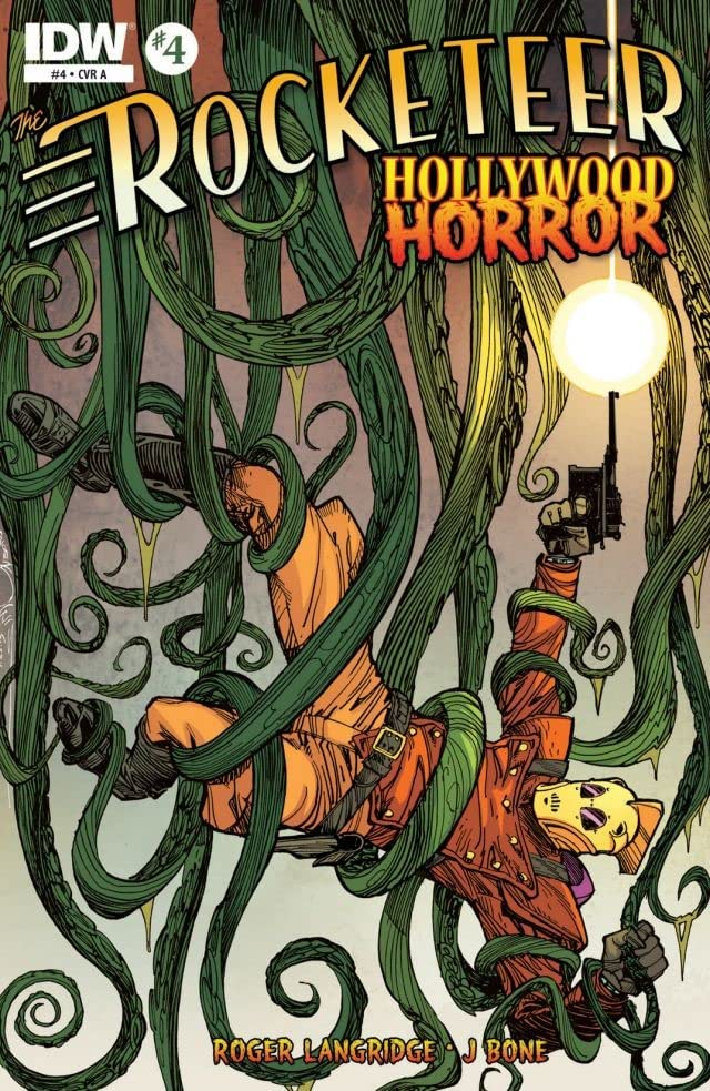 The Rocketeer: Hollywood Horror #4
