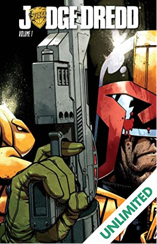 Judge Dredd Vol. 1
