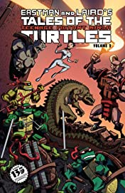 Teenage Mutant Ninja Turtles: Tales of the TMNT Tome 2