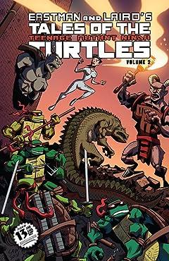 Teenage Mutant Ninja Turtles: Tales of the TMNT Vol. 2