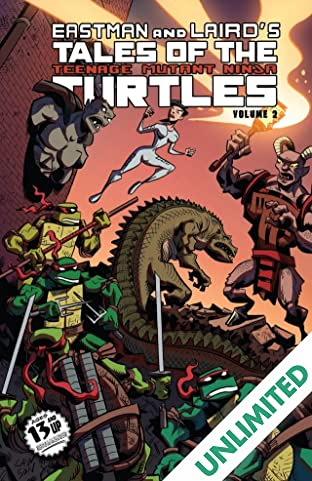 Teenage Mutant Ninja Turtles: Tales of the TMNT Vol. 2