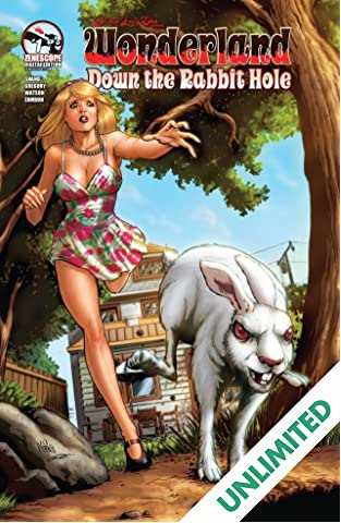 Wonderland: Down the Rabbit Hole #1 (of 5)