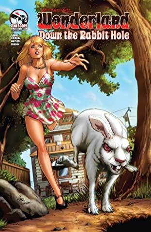 Grimm Fairy Tales Presents: Wonderland: Down the Rabbit Hole #1