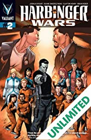 Harbinger Wars #2 (of 4): Digital Exclusives Edition