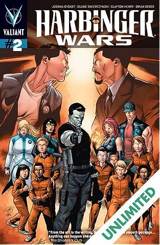 Harbinger Wars #2 (of 4): Digital Exclusives Edition