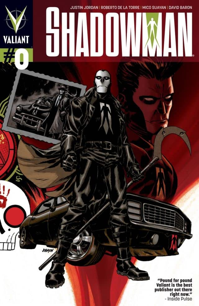 Shadowman (2012- ) #0: Digital Exclusives Edition