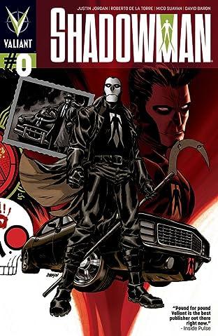 Shadowman (2012- ) No.0: Digital Exclusives Edition