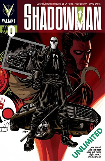 Shadowman (2012- ) #0: Digital Exclusives Edition
