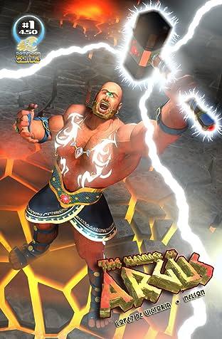 The Hammer of Argus #1