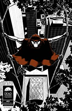 Apes 'N' Capes #1