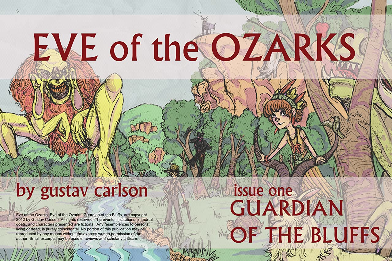 Eve of the Ozarks #1