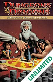 Dungeons & Dragons: Forgotten Realms Classics Vol. 2
