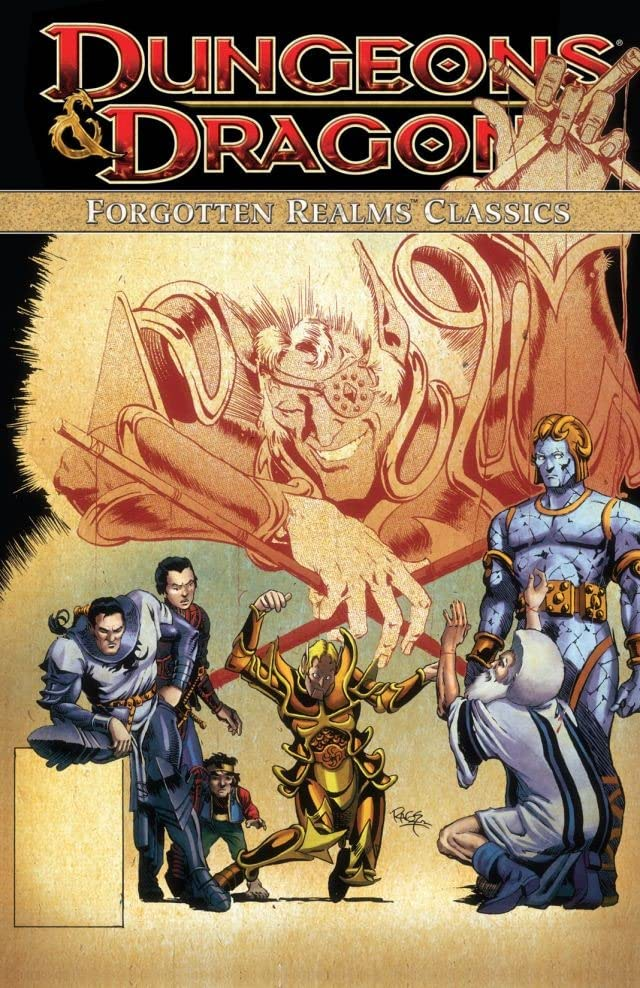 Dungeons & Dragons: Forgotten Realms Classics Vol. 3