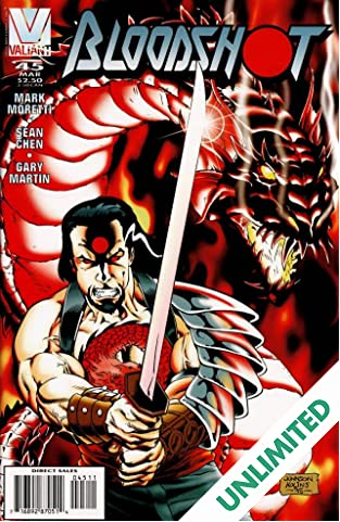 Bloodshot (1993-1996) #45