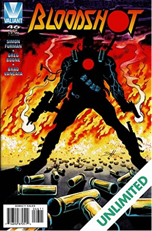 Bloodshot (1993-1996) #46