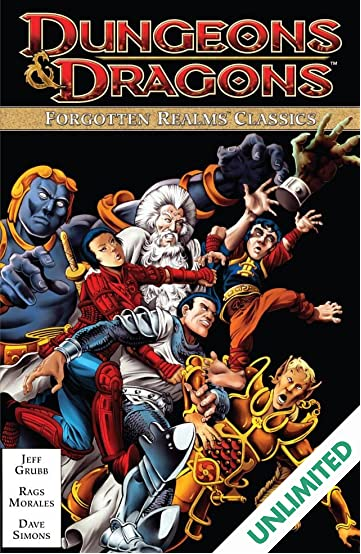 Dungeons & Dragons: Forgotten Realms Classics Vol. 1