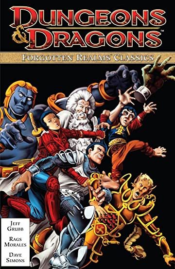 Dungeons & Dragons: Forgotten Realms Classics Vol. 1
