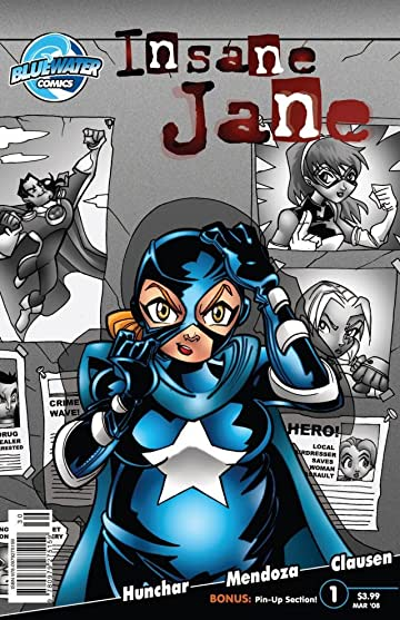 Insane Jane #1 (of 4)