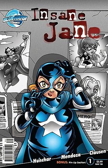 Insane Jane #1 (of 4)