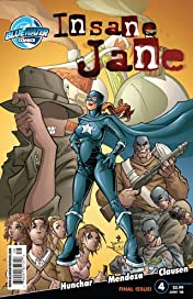 Insane Jane #4 (of 4)