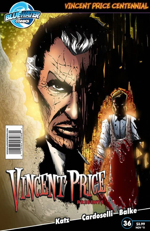 Vincent Price Presents #36