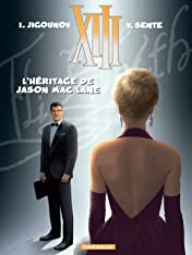 XIII Vol. 24: L'Héritage de Jason Mac Lane