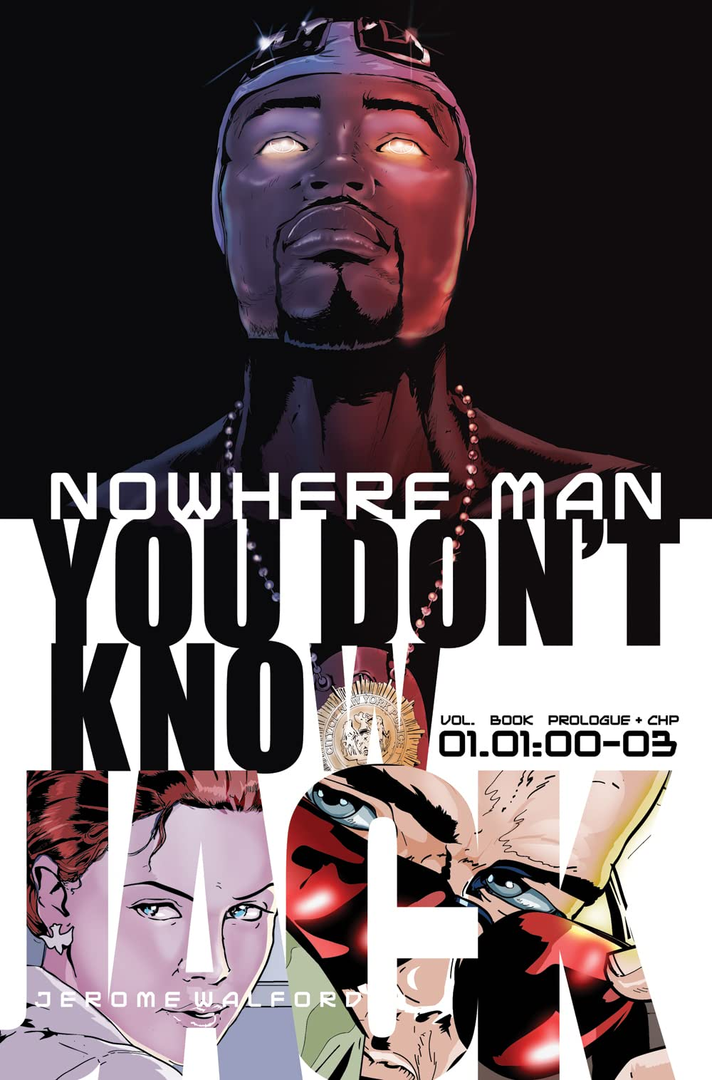 Nowhere Man Vol. 1.1: You Don't Know Jack