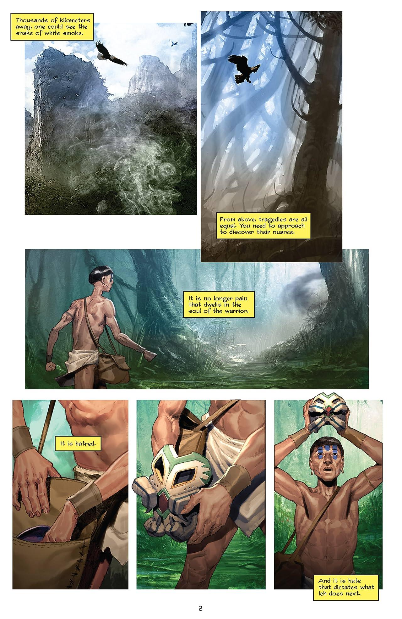 Brutal Nature #3 (of 4)