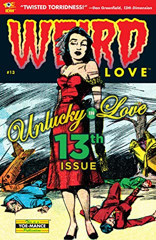 WEIRD Love No.13