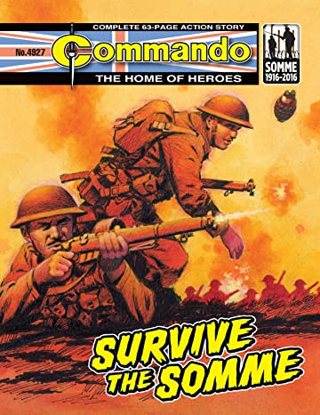 Commando #4927: Survive The Somme