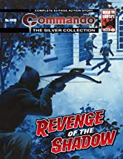 Commando #4930: Revenge Of The Shadow