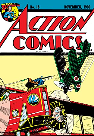 Action Comics (1938-2011) No.18