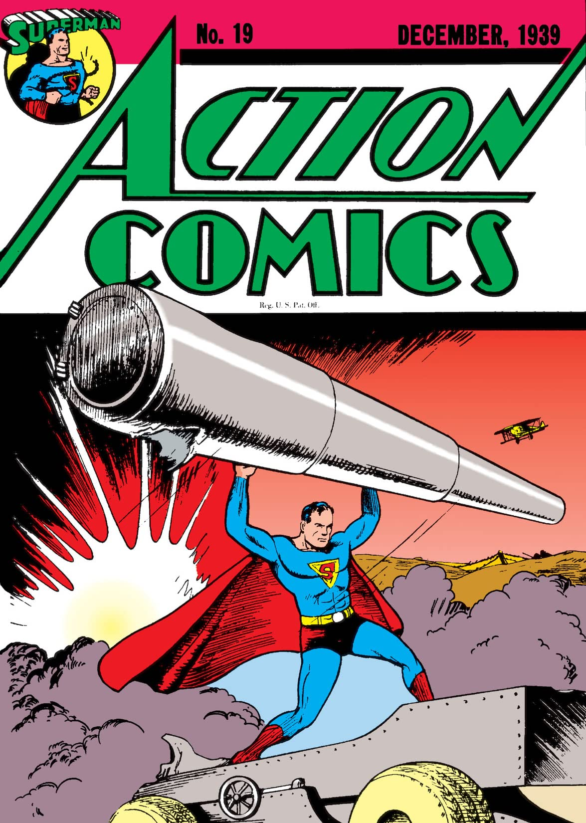 Action Comics (1938-2011) #19
