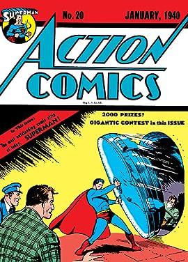 Action Comics (1938-2011) No.20