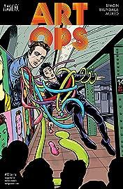 Art Ops (2015-2016) #10