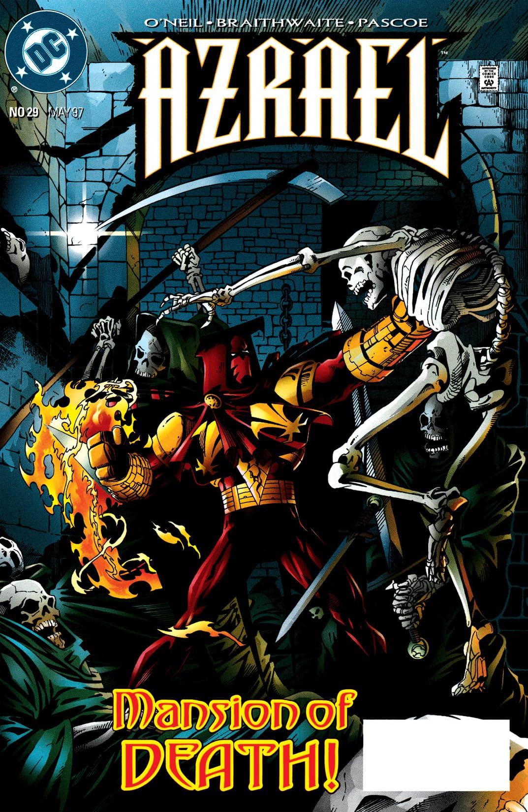 Azrael: Agent of the Bat (1995-2003) #29