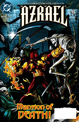 Azrael: Agent of the Bat (1995-2003) #29