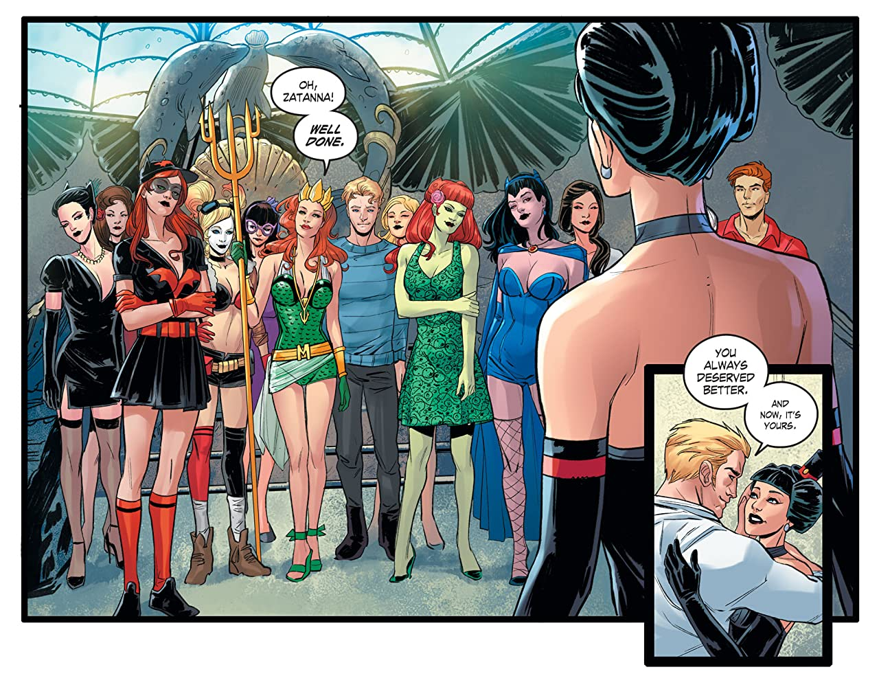 DC Comics: Bombshells (2015-2017) #54